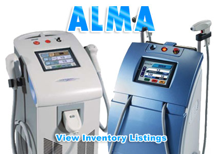 alma lasers for sale
