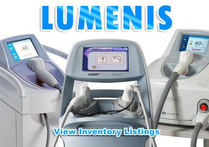 lumenis lightsheer for sale