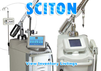 sciton laser for sale