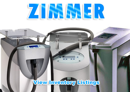 zimmer chiller for sale