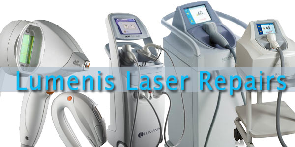 lumenis handpiece repair