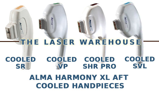 harmony cooled handpieces for sale