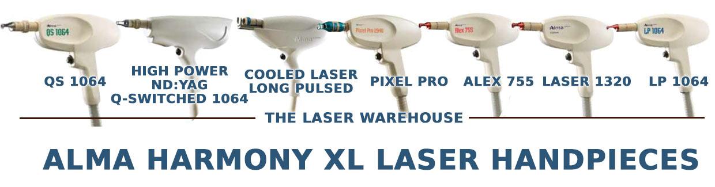 harmony laser xl handpiece